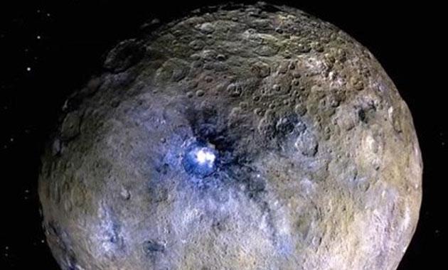 Ceres'te organik moleküller sanılandan fazla