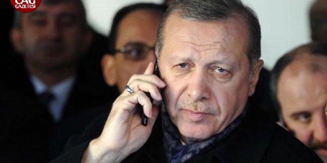 Erdoğan ses kaydıyla vatandaştan oy istedi!