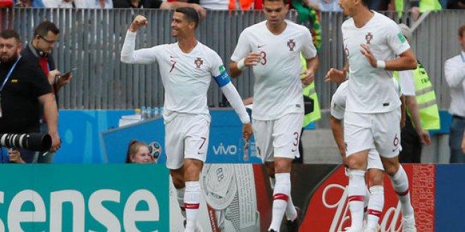Portekiz-Fas: 1-0 Maç özeti