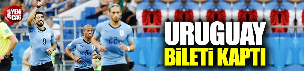 Uruguay turu garantiledi