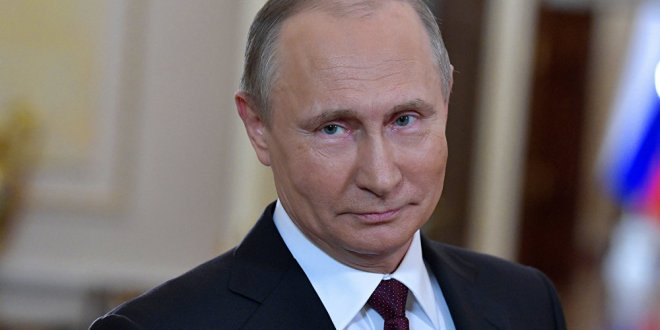 Putin, Avrupa Konseyi Sekreteri ile görüştü