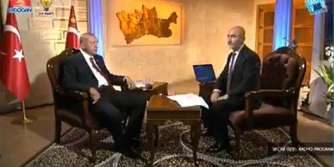 Erdoğan'dan kendisini eleştiren vatandaşlara ilginç cevap