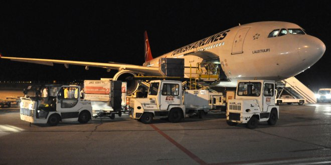 Yurt dışı oyları Türkiye'ye getirildi