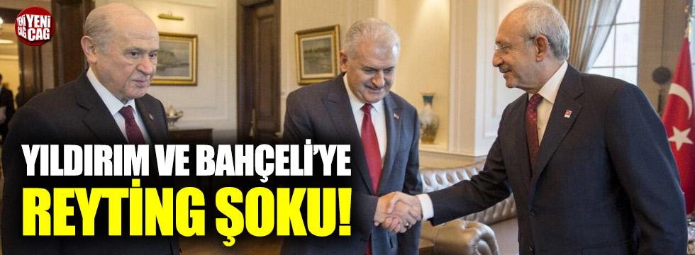 Kılıçdaroğlu, Yıldırım ve Bahçeli'ye fark attı