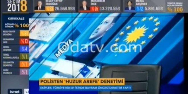 AA seçim sonuçlarını 4 gün önceden yayınladı