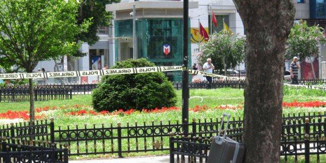 Kadıköy'de bomba paniği