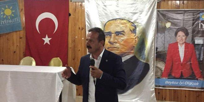 """İYİ Partili Ağıralioğlu: """"Oy için değerlerimizi heba etmedik, etmeyeceğiz"""
