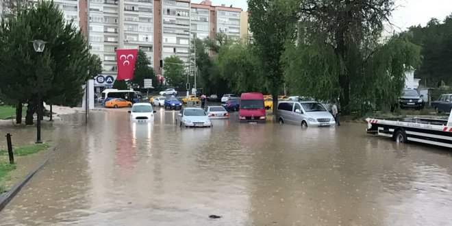 Ankara sele teslim