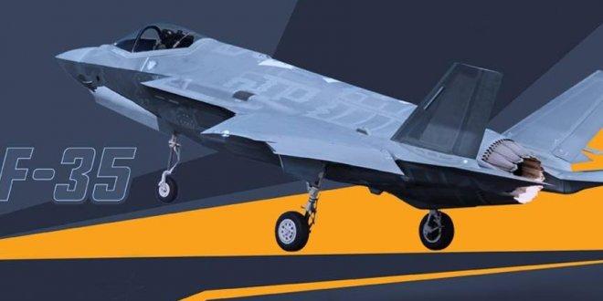 F-35 restleşmesi de senaryo çıktı