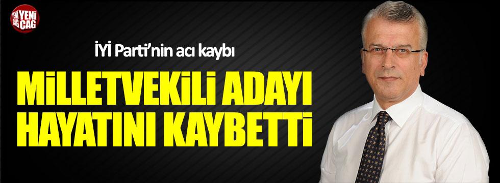 İYİ Partili İbrahim Özyer hayatını kaybetti