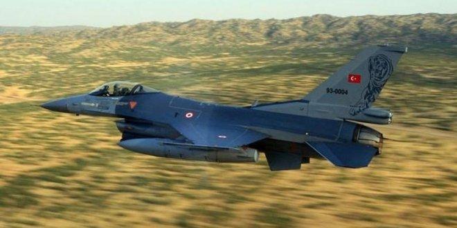 TSK'dan hava operasyonu açıklaması