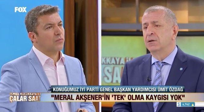 """Ümit Özdağ: """"İlk teklif AKP'den gelecek"""""""