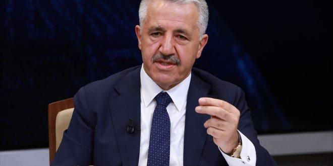 Ulaştırma Bakanı'ndan 3.Havalimanı'nın ismiyle ilgili flaş açıklama