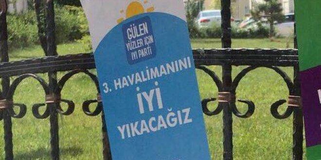 Ankara'da çirkin provakasyon