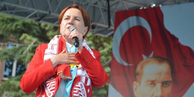 Erdoğan için en büyük tehdit Akşener