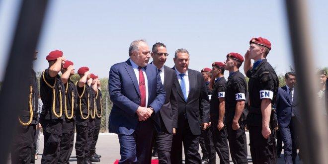 İsrail, Rum ve Yunan ortak savunma anlaşması!