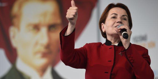 Akşener'den Erdoğan'a MİT cevabı