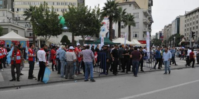 Denizli'de İYİ Parti, AKP gerilimi