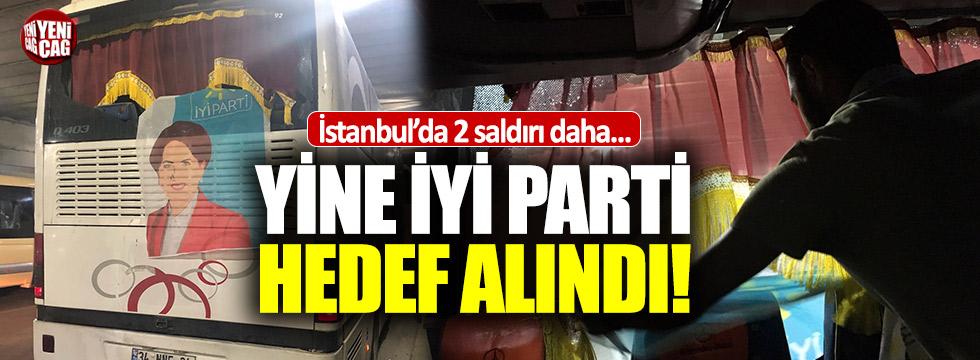 İYİ Parti'ye 2 saldırı daha