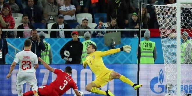 Sırbistan: 1 - İsviçre: 2 Maç Özeti