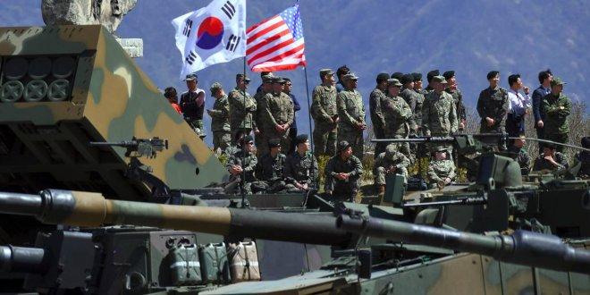 ABD'den flaş Güney Kore hamlesi