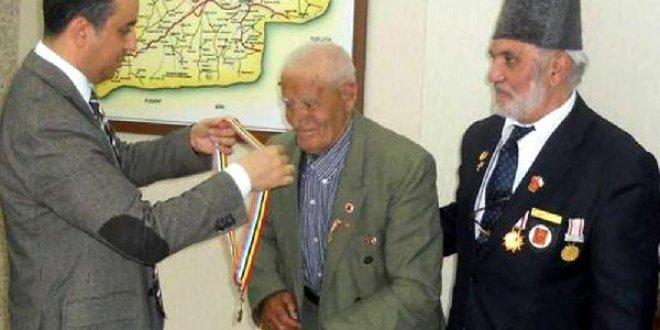 Madalyasına kavuşan gazi hayatını kaybetti