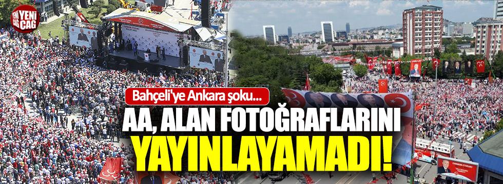 Bahçeli'ye Ankara şoku