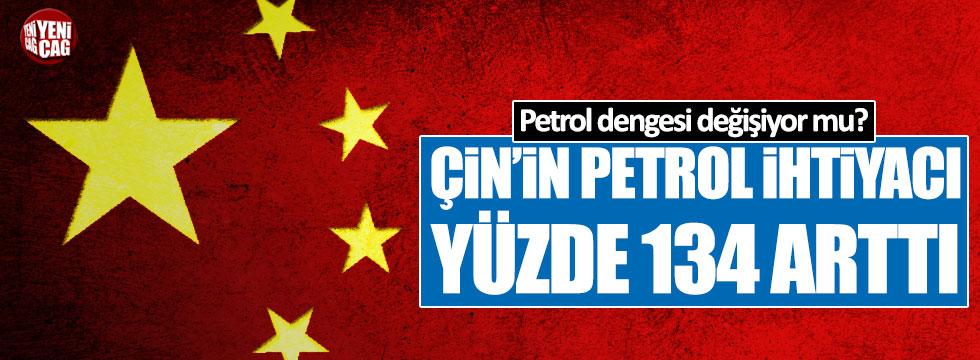 Petrol dengesi değişiyor mu?