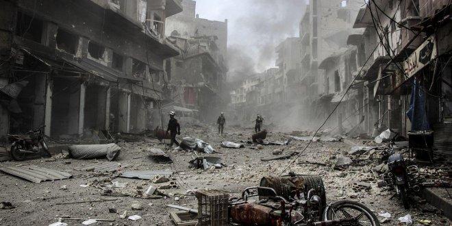Suriye'de küçük haritalar