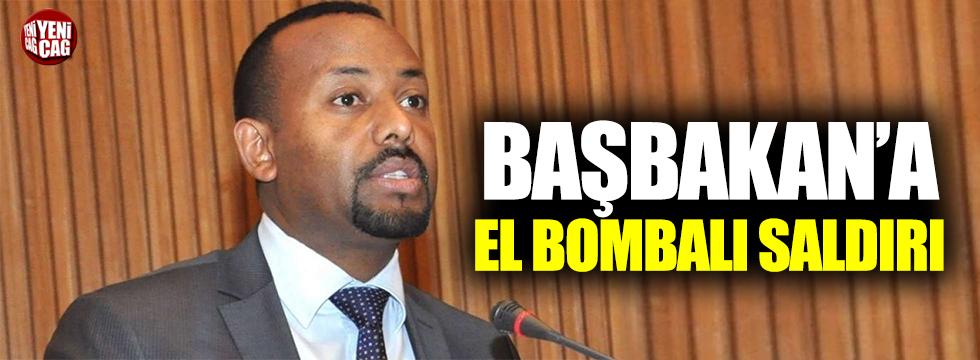 Başbakan'a bombalı saldırı!