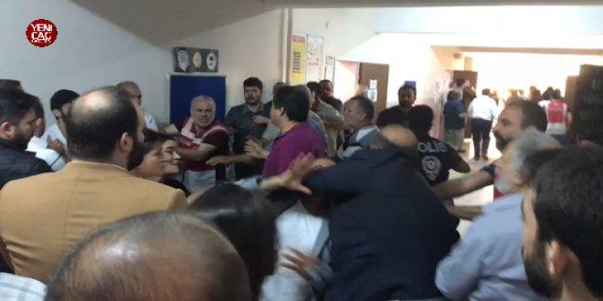 İYİ Partililere Sandıkta Saldırı