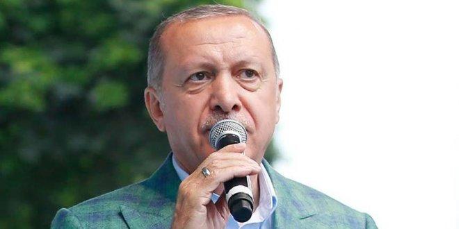"""Erdoğan: """"Ciddi bir sıkıntı görünmüyor"""""""