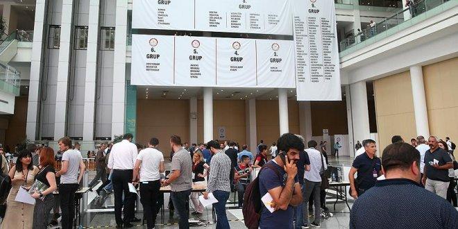Yurt dışı oyları sayılmaya başlandı