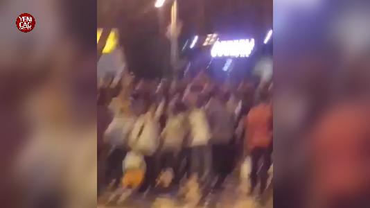 """İstanbul'da """"Mustafa Kemal'in askerleriyiz"""" sloganları"""