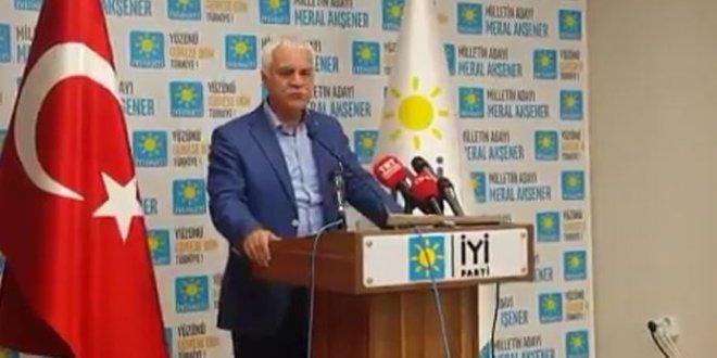 İYİ Parti'den seçimler sonrası ilk açıklama