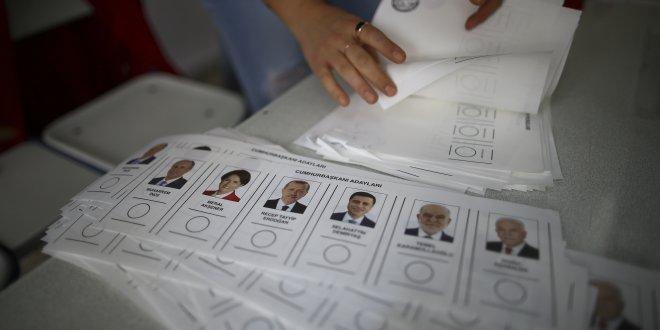 Adaylar en yüksek oy oranlarını hangi illerden aldı?