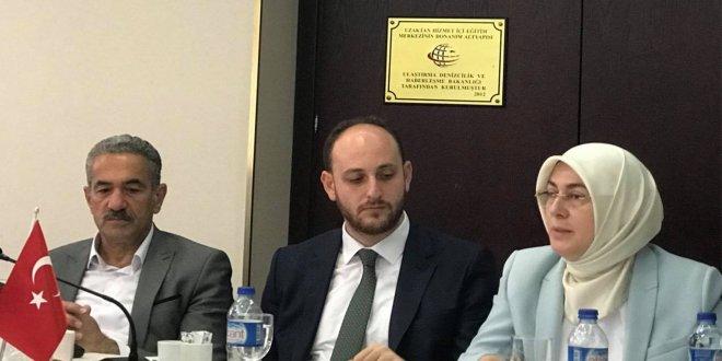Meliha Akyol da Meclis'e girdi