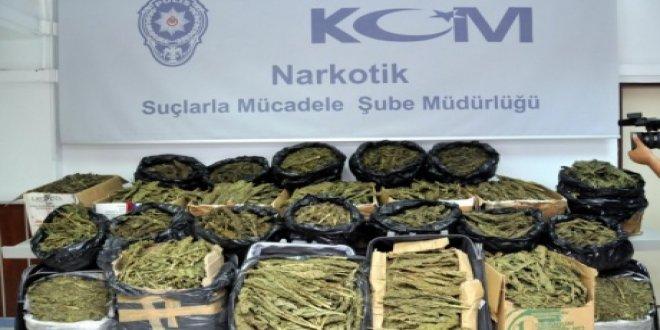 Ankara'da uyuşturucu ile mücadele