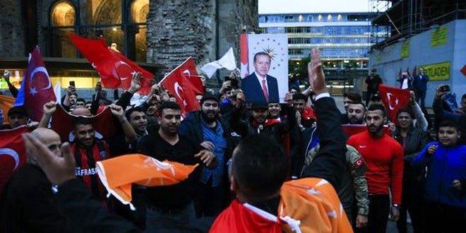 """Avusturya: """"Erdoğan'a oy verenler dönebilir"""""""