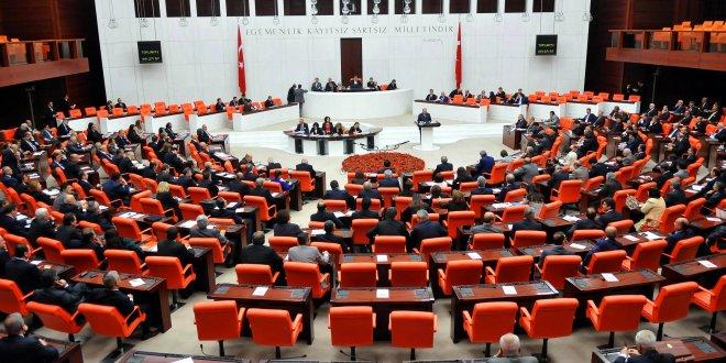 Meclis'teki kadın sayısı arttı