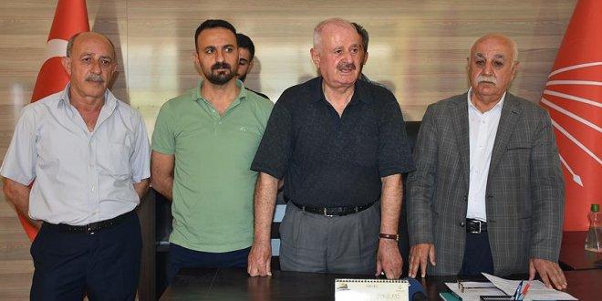 Şırnak CHP il yönetimi istifa etti