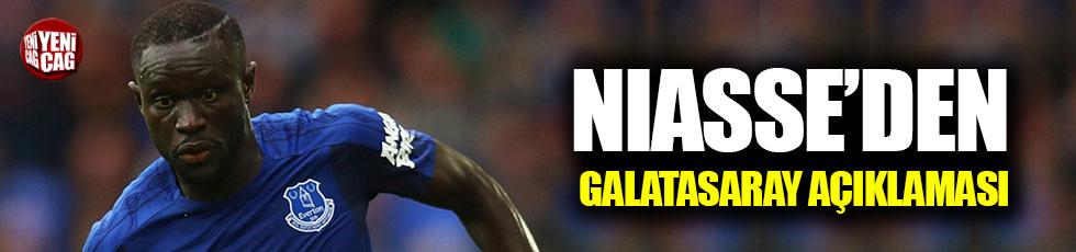 Niasse'den sürpriz Galatasaray açıklaması