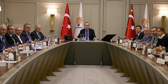 AKP MYK ve MKYK 29 Haziran'da toplanacak