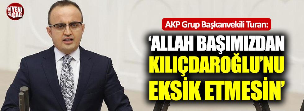"""""""Allah Kılıçdaroğlu'nu başımızdan eksik etmesin"""""""