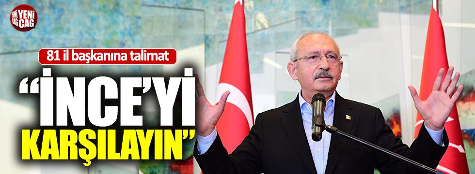 Kılıçdaroğlu'ndan Muharrem İnce açıklaması