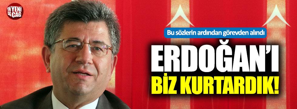 """MHP'li Aycan """"Erdoğan'ı biz kurtardık"""""""