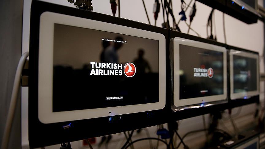 THY'ye uçak içi eğlence sistemi uygulaması