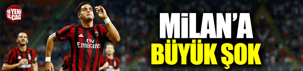 Milan'a Avrupa kupalarından iki yıl men