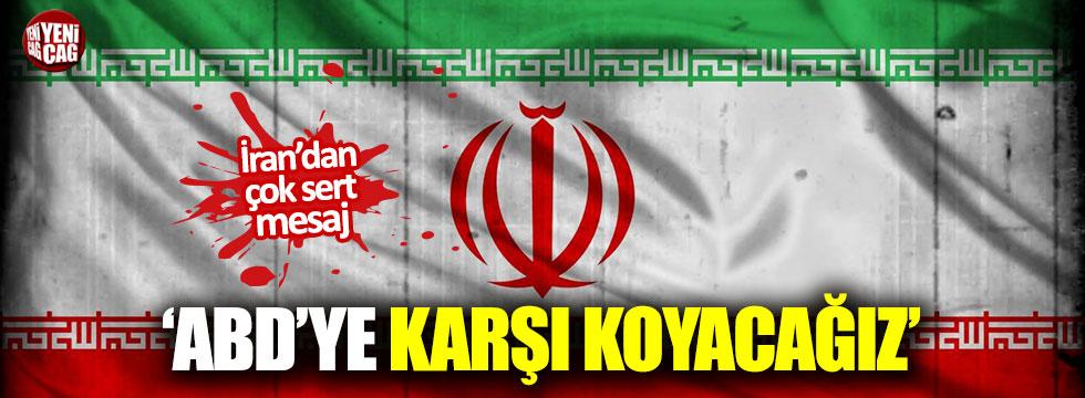 İran Dışişleri Bakanlığı Sözcüsü Kasımi'den ABD'ye sert mesaj