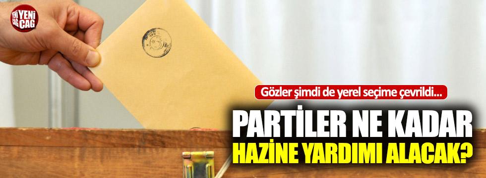 Yerel seçimlerde en çok destek AKP'ye en az İYİ Parti'ye